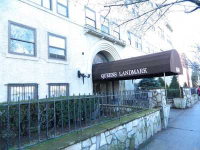 Woodside Condo/Townhouse For Sale: 62-10 Woodside Ave #412
