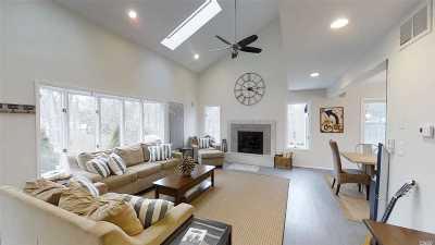 Hampton Bays Single Family Home For Sale: 34 Quail Run