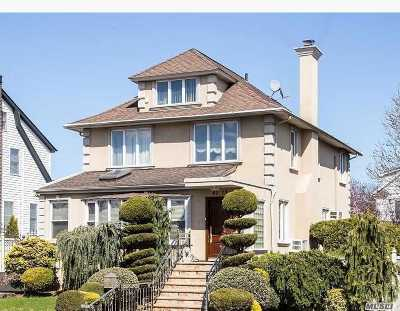 Flushing Single Family Home For Sale: 41-13 168th St