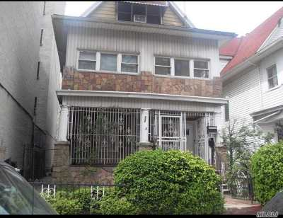 Brooklyn Multi Family Home For Sale: 422 E 26 St