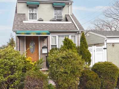 Flushing Single Family Home For Sale: 33-13 155th St