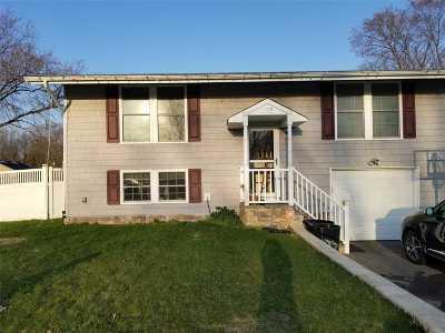 Selden Single Family Home For Sale: 375 Magnolia Dr