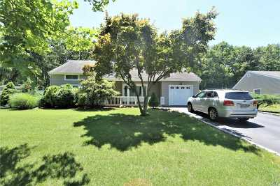 Single Family Home Sold: 6 Gulf Ln