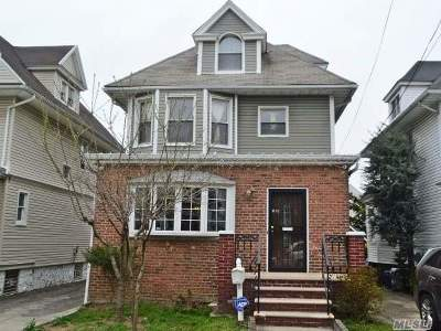 Flushing Single Family Home For Sale: 32-24 Murray Ln