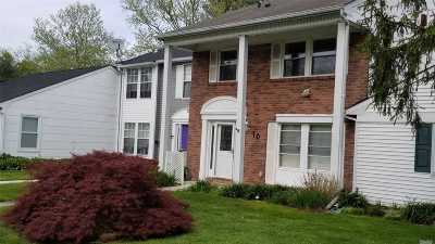 Coram Single Family Home For Sale: 10 Appromattox Ct