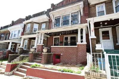 Brooklyn Multi Family Home For Sale: 6 Schenck Ct