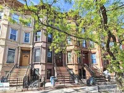 Brooklyn Multi Family Home For Sale: 477 Halsey St