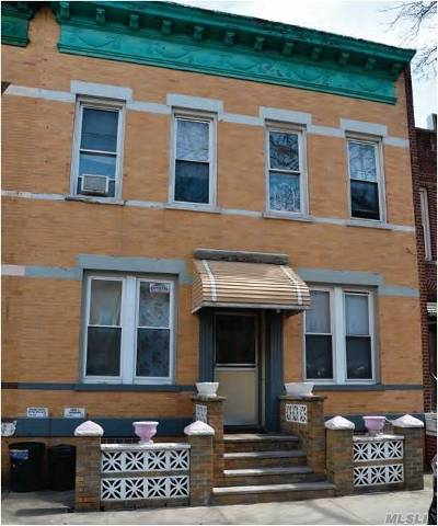Astoria Multi Family Home For Sale: 32-69 44th St