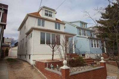 Flushing Single Family Home For Sale: 46-28 189th St