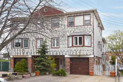 Fresh Meadows Multi Family Home For Sale: 61-11 171st St