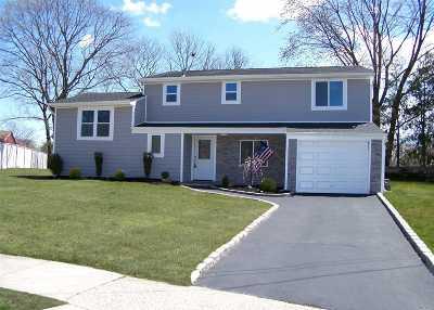 Selden Single Family Home For Sale: 6 Fairlane Ct