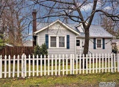 Islip Single Family Home For Sale: 7 W Oak St