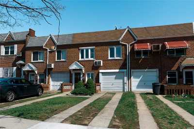 Ozone Park Single Family Home For Sale: 133-05 Boss St