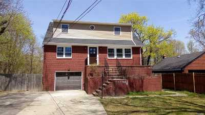 Huntington Single Family Home For Sale: 111 W 10th St