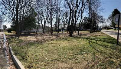 Smithtown Residential Lots & Land For Sale: 161 New York Ave