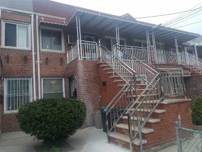 Brooklyn Multi Family Home For Sale: 1066 E 102 St