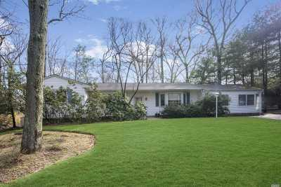 Smithtown Single Family Home For Sale: 3 Sandpiper Ct