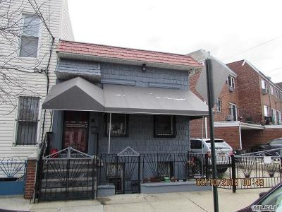 Astoria Single Family Home For Sale: 23-13 41st St