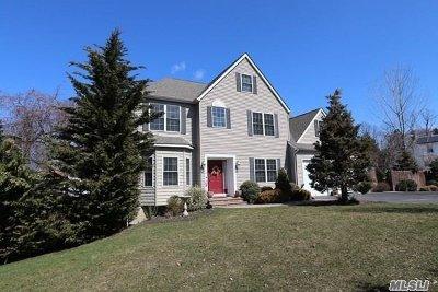 Kings Park Single Family Home For Sale: 144 Cedar Rd