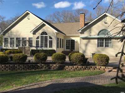 Wading River Single Family Home For Sale: 301 Northside Rd
