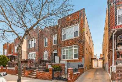 Jackson Heights Multi Family Home For Sale: 32-09 82nd St