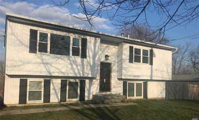 central Islip Single Family Home For Sale: 15 Bark Ave