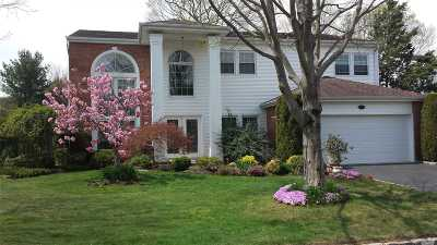 Commack Single Family Home For Sale: 119 Fairway View Dr