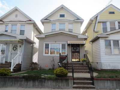 Ozone Park Single Family Home For Sale: 94-34 96th St