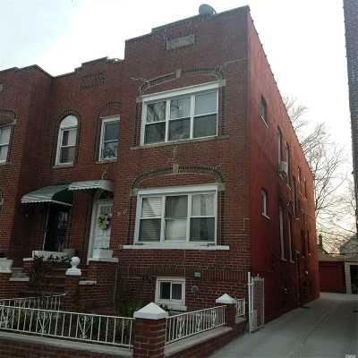 Multi Family Home For Sale: 26-22 95th St