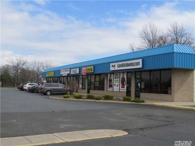 Bay Shore Commercial For Sale: 1746 Sunrise Hwy