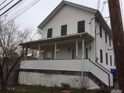 Port Jefferson Rental For Rent: 129 South St #A