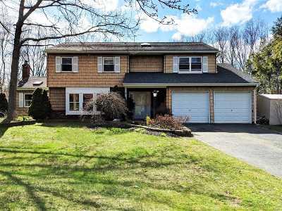 Selden Single Family Home For Sale: 38 Sabre Dr