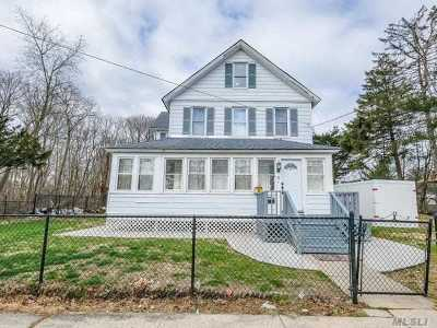 central Islip Single Family Home For Sale: 5 Hazel St