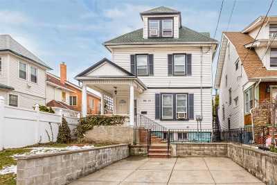 Flushing Single Family Home For Sale: 152-11 Roosevelt Ave