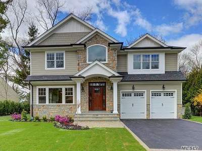Roslyn Single Family Home For Sale: 17 Sycamore Dr