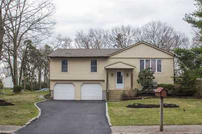 Smithtown Single Family Home For Sale: 10 Sandy Hollow Dr