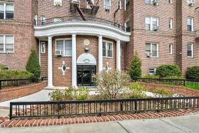 Forest Hills Co-op For Sale: 110-55 72nd Rd #503