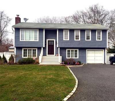 Oakdale Single Family Home For Sale: 159 Bellevue Rd