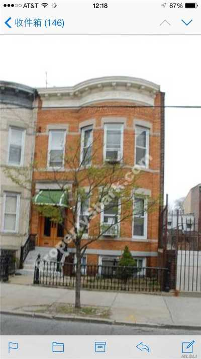 Woodhaven Multi Family Home For Sale: 87-35 87 St