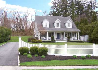 E. Setauket Single Family Home For Sale: 48 Gnarled Hollow Rd