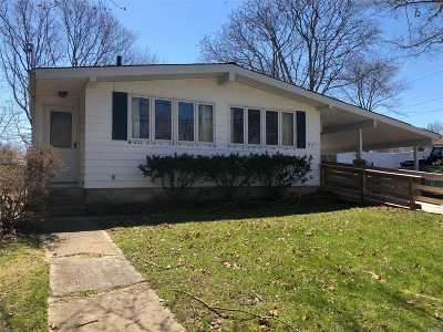 Lake Ronkonkoma Single Family Home For Sale