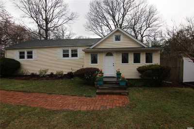 Centereach Single Family Home For Sale: 56 Lake Grove Blvd