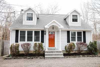 Sound Beach Single Family Home For Sale: 53 Babylon Dr