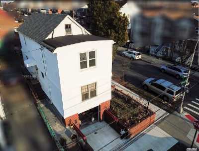Flushing Multi Family Home For Sale: 5733 Lawrence Street