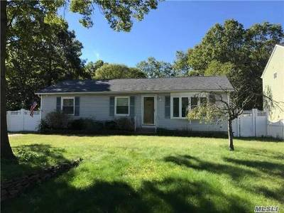 Pt.jefferson Sta NY Single Family Home For Sale: $299,000
