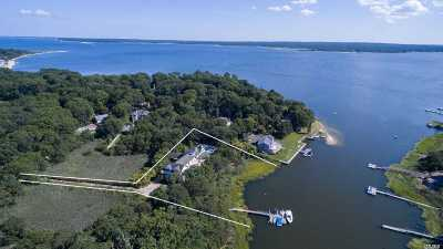 Aquebogue Single Family Home For Sale: 267 Peconic Bay Blvd