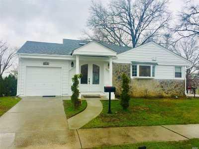 Bellerose, Glen Oaks Single Family Home For Sale: 261-18 69th Ave