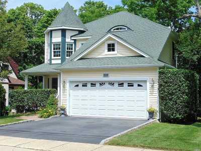 Huntington NY Single Family Home For Sale: $749,000
