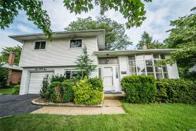 Jericho Single Family Home For Sale: 431 Woodbridge Ln