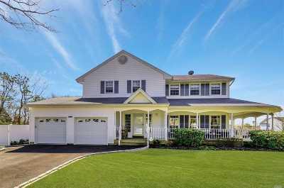 S. Setauket Single Family Home For Sale: 2 Ethan Allen Ct